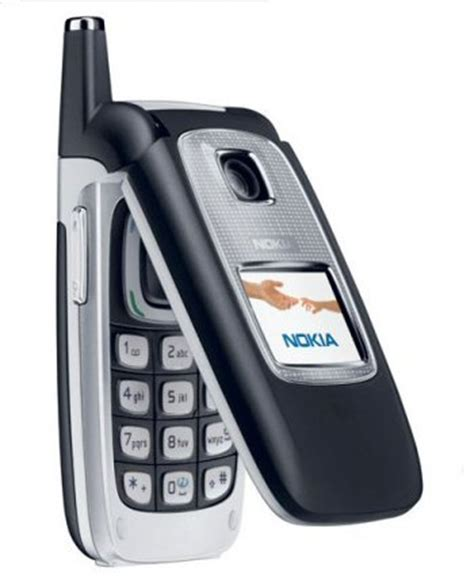 flip up mobile phones nokia 6103 seems to flip up the right way for us