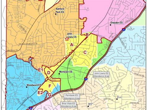 brookhaven heavily impacted dekalb school redistricting brookhaven