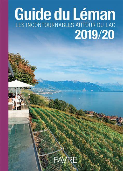 Guide du Léman - Éditions Favre