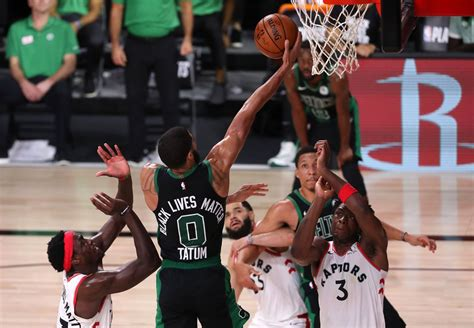Wrapping up the Raptors and other scattered Celtics ...