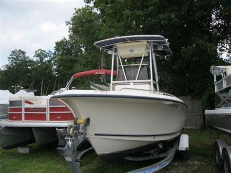 Sea Hunt Boats Triton 202 by Sea Hunt 202 Triton Boats For Sale