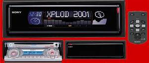 Sony Cdx M610 Car Cd Player For Sale In Bray  Wicklow From