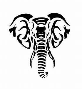 Tribal Elephant by FrostyGorillaz on DeviantArt