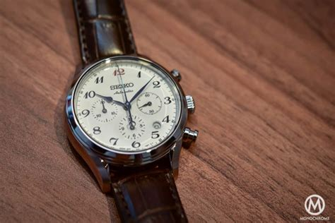 Handson  Seiko Presage 60th Anniversary Chronograph. Sandstone Necklace. Rolled Rings. Solid Silver Chains. Kay Bands