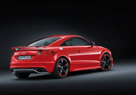 Audi Rs Four by Audi Tt Rs Plus For Australia Yes Mydrive Media