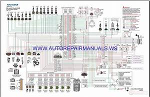 2015 Navistar Paystar 5900 Electrical Circuit Diagram