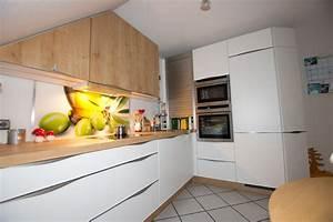 L Form Küche : k che in l form wei matt theisk chen ~ Lizthompson.info Haus und Dekorationen