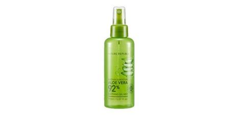 Harga Nature Republic Soothing Gel Mist review nature republic soothing moisture aloe vera 92
