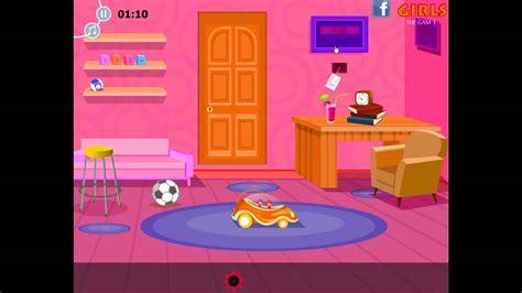 Cartoon Room Escape Walkthrough