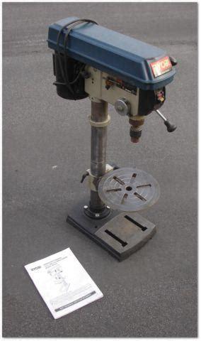 drill press  ryobi  speed  work bench