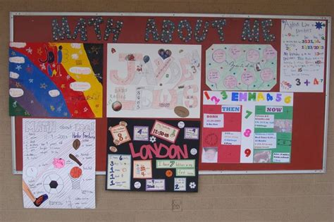 19 Best Middle School Math Bulletin Boards Images On Pinterest