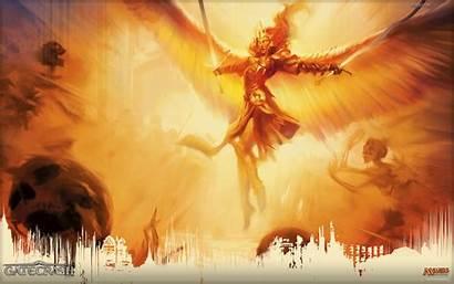 Magic Wallpapers Gathering Fury Week Mtg Chandra