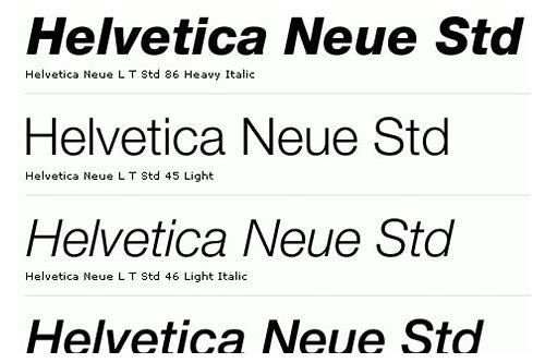 baixar fonte neue helvetica