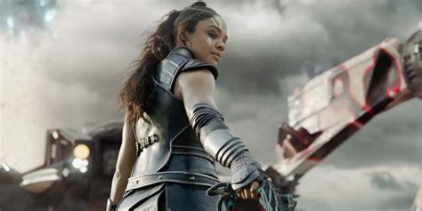 thor ragnaroks tessa thompson joins fray  avengers