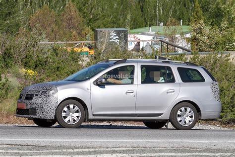 2017 Dacia Sandero Facelift 2017 Dacia Logan Mcv
