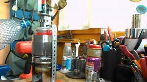 Free Piston Stirling Engine With High Speed