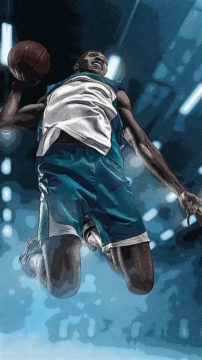 4k Sports Basketball Ultra Mobile Artwork Wallpapers