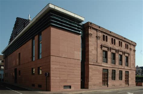 bureau plus haguenau rénovation et extension d 39 un théâtre haguenau 67