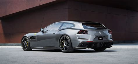 Gtc4lusso T Modification by Gtc4lusso T Now Gets More Power From Wheelsandmore
