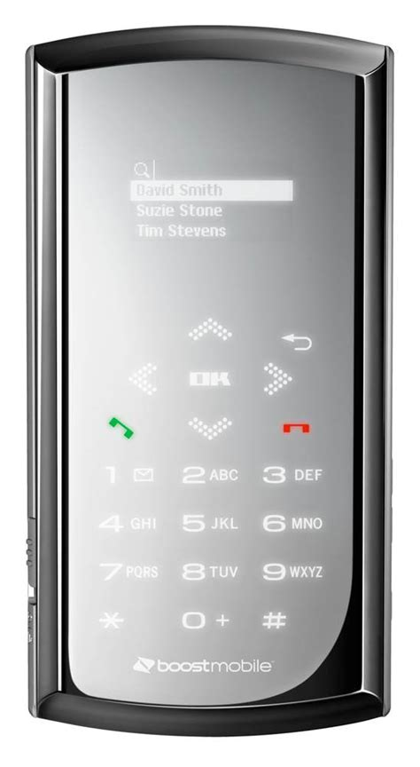 Sanyo Mobile by Sanyo Scp 6760 Incognito Boost Mobile Cellular Phone New