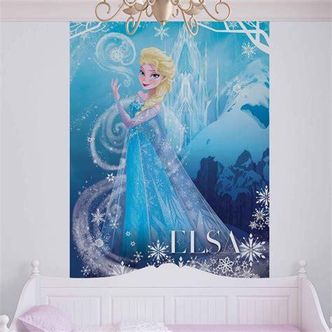 disney la reine des neiges poster mural papier peint
