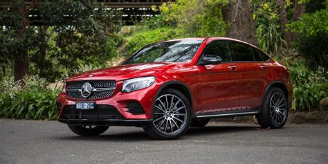 2017 Mercedesbenz Glc Coupe Review Caradvice