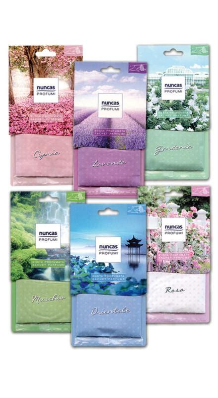 Sachets Parfumés Pour Armoires Rosa Nuncas