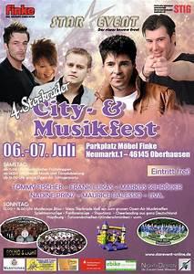 Möbel Finke Oberhausen : sterkrader musikfest sterkrader discofox schlagernacht ~ A.2002-acura-tl-radio.info Haus und Dekorationen