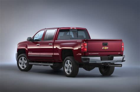 Chevy Hd Trucks by Chevrolet Expands Cng Availability In 2015 Silverado Hd