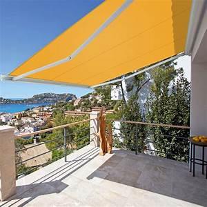 Store Banne Manuel Balcon : store banne pour balcon ~ Premium-room.com Idées de Décoration