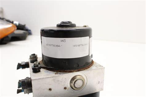 repair anti lock braking 2001 bmw m parental controls 2001 bmw 325i 330i z3 anti lock brake system abs pump dsc 34516750364 ebay