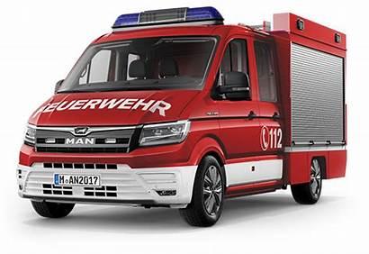 Tge Transporter Branchenloesungen Feuerwehr Kombi Setoriais