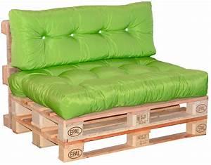 Sitzkissen Box Garten : sitzkissen f r paletten freshgreen b 120 x t 80 cm ~ Whattoseeinmadrid.com Haus und Dekorationen