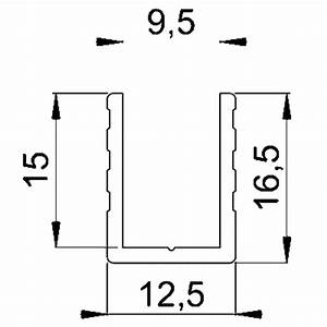 U Profil Trockenbau Maße : u profil 9mm aluminium 6240 u profil aluminium ~ A.2002-acura-tl-radio.info Haus und Dekorationen
