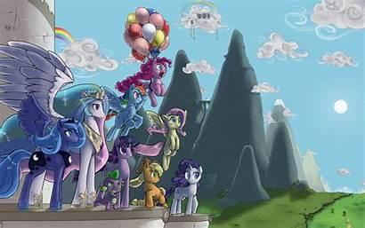 Pony Friendship Magic Wallpapers