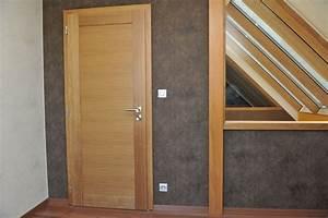 Insert Alu Pour Porte Intérieure : porte interieure bois 17 braun bois alu ~ Voncanada.com Idées de Décoration