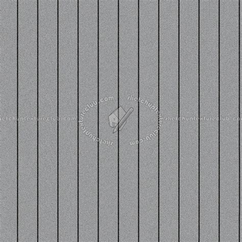 brushed steel facade cladding texture seamless