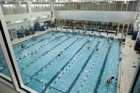 Mcburney Ymca 125 West 14th Street, 7 Lane Pool