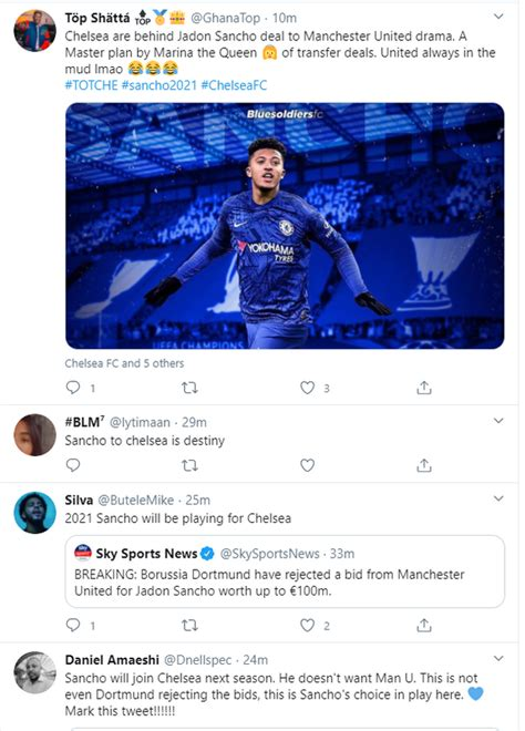 'Laughing stock' - Chelsea fans taunt Man United over ...