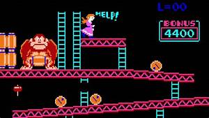 Arcade Archives Donkey Kong Barrels Onto Switch