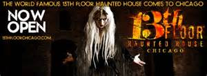 review 13th floor haunted house chicago