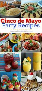 Cinco de Mayo Party Recipes - Hoosier Homemade