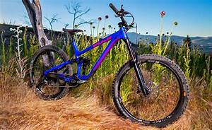 Fuji Auric Lt Goes Enduro With Longer Travel Of Their