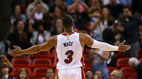 dwyane wades return  hella dramatic swan song