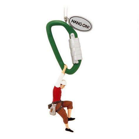 rock climbing ornament omg this is so cute rock