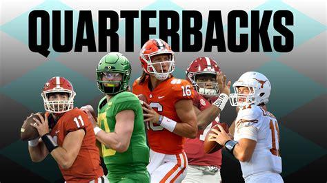 quarterbacks  college football espn video