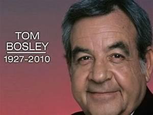 Tom Bosley's Grave - YouTube