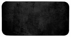 tapis de bain 50 x 100 color noir noir homebain With tapis bain noir