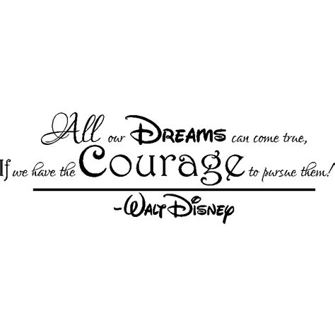 stickers cuisine sticker all our dreams can come true walt disney design