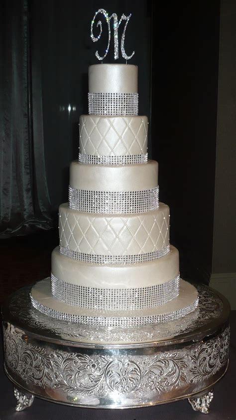 bling wedding cakes monika bakes custom cakes portfolio weddings 3d cakes